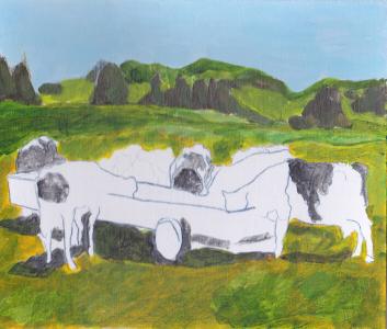 Cows Step 1