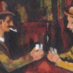 Cezanne Card Players Featured Image