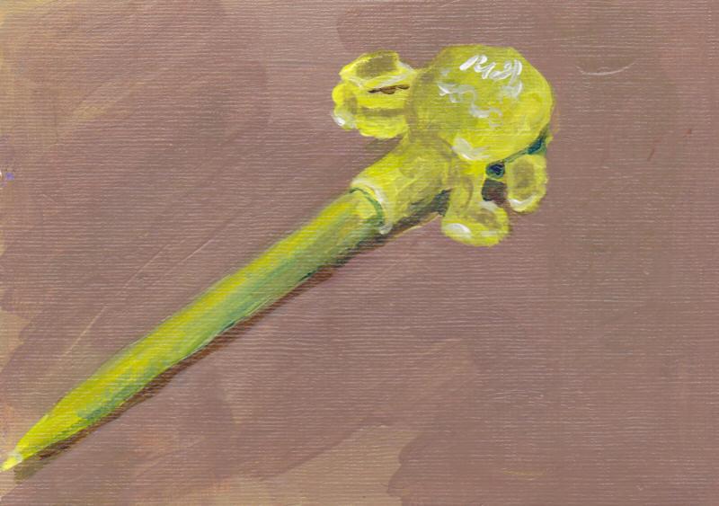 Yellow-Green Pen