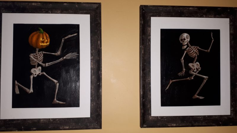 Hung Skeletons