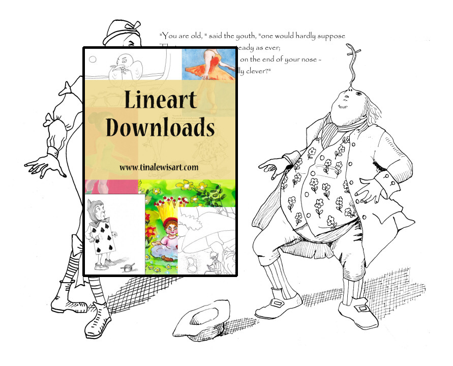 Colouring Page Downloads