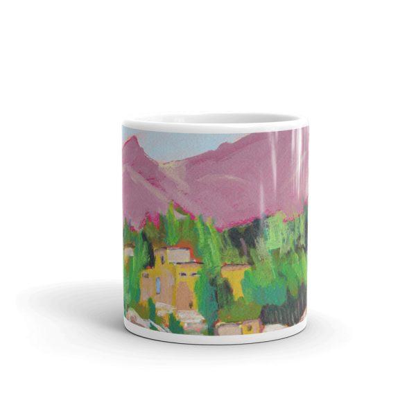 Afghan Oasis 11oz Ceramic Coffee Mug