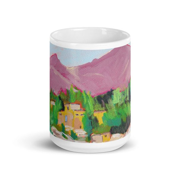 Afghan Oasis 15oz Ceramic Coffee Mug