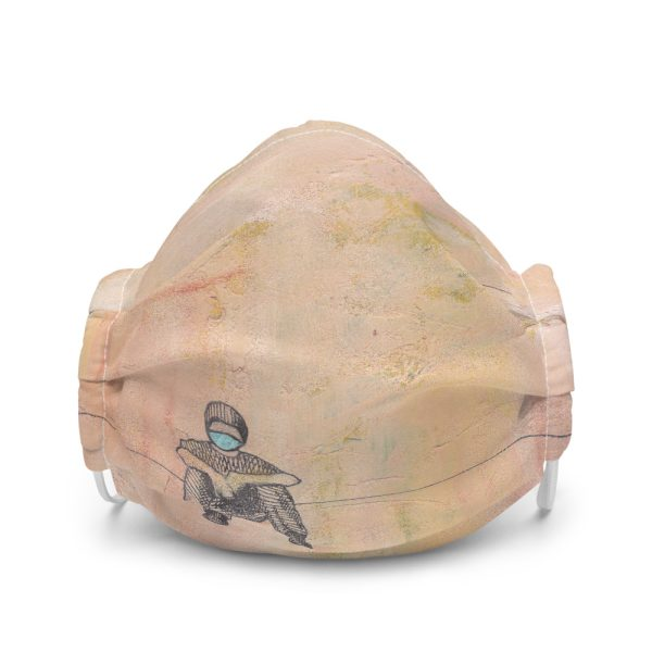 Social Distance Sitting Face Mask