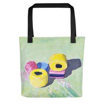 Liquorice Allsorts Tote Bag