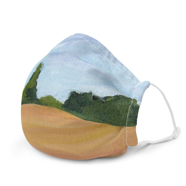 Kent Countryside Face Mask