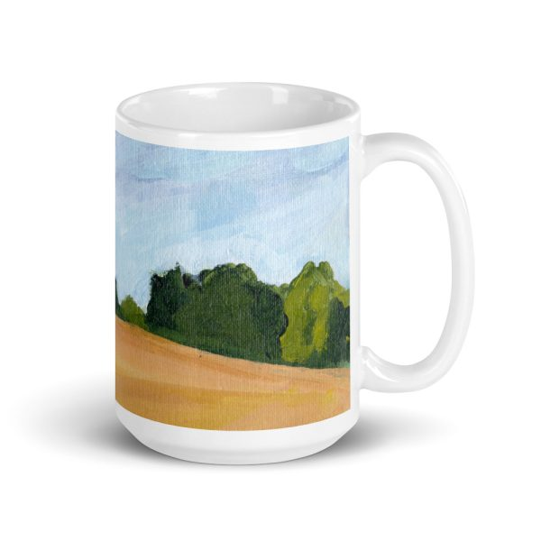 Kent Countryside 15oz Ceramic Coffee Mug