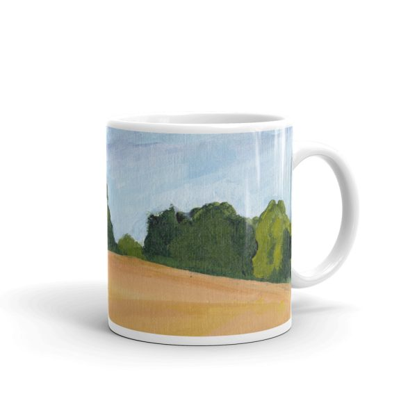 Kent Countryside 11oz Ceramic Coffee Mug