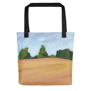 Kent Countryside Tote Bag