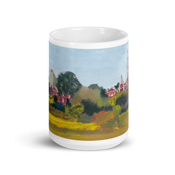 Greenwich Observatory 15oz ceramic coffee mug