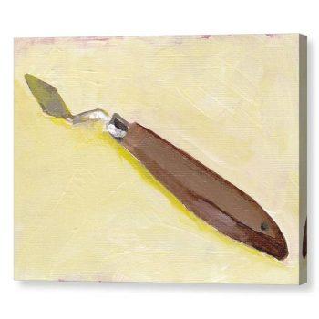 Palette Knife Still Life Canvas Print Wall Art 12x16