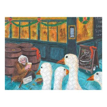 The Old Man's Hat Jigsaw Puzzle