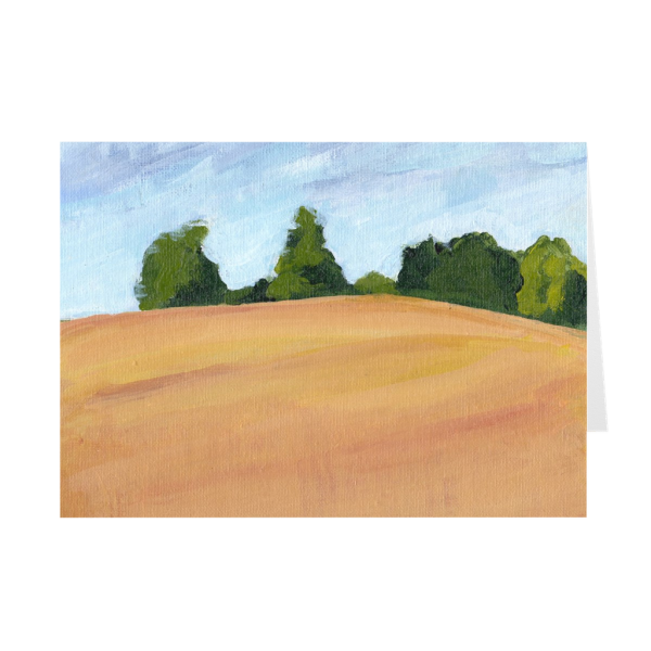 Kent Countryside Greeting Card