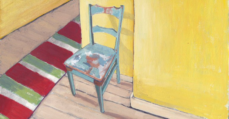 Not the Van Gogh Chair