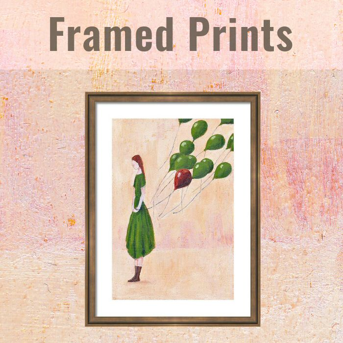 Framed Prints - Wall Art on Framed Prints