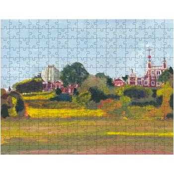 Greenwich Observatory 252 Piece Jigsaw Puzzle