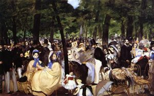 Music in the Tuileries Garden