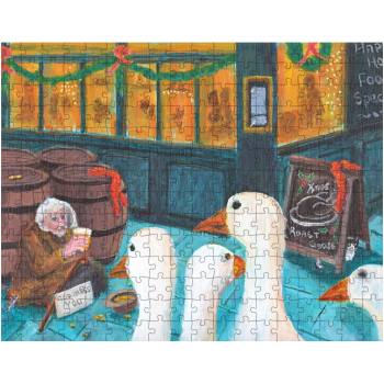 The Old Man's Hat 252 Piece Jigsaw Puzzle