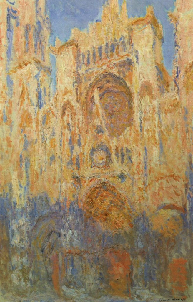 Rouen Cathedral, Monet