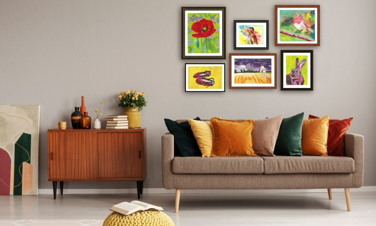 Wall Art for Living Rooms