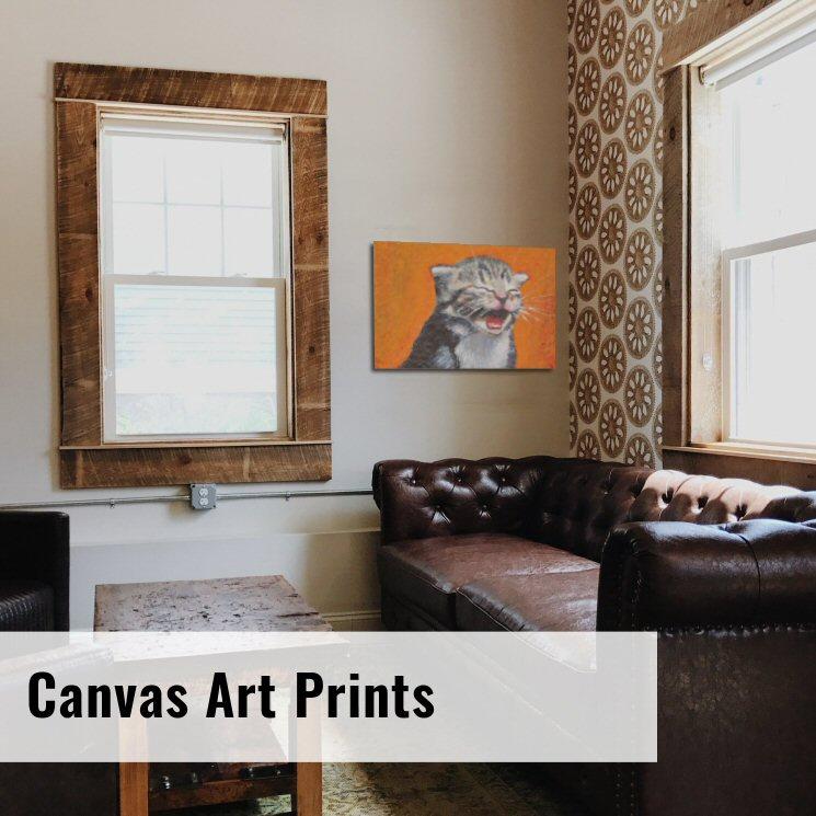 Canvas Art Prints