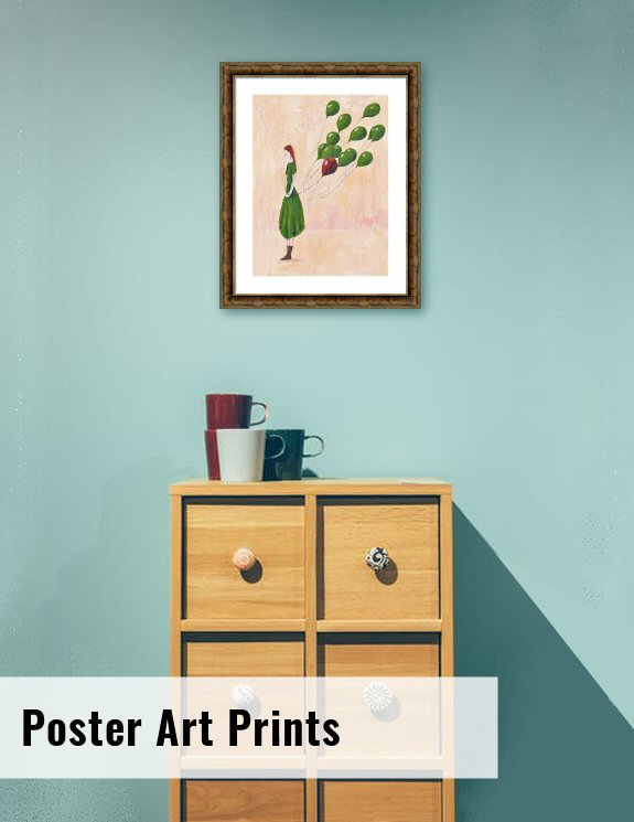 Poster Art Prints