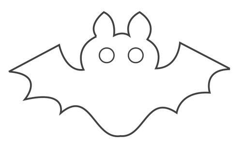 A cute bat