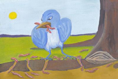 The Later Bird